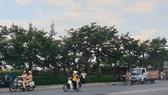 Phát hiện một thi thể cháy đen bên bờ biển Đà Nẵng