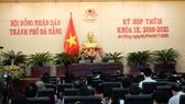 Kỳ họp thứ 15 HĐND TP Đà Nẵng khóa IX, nhiệm kỳ 2016-2021 được tổ chức từ ngày 6 đến ngày 8-7