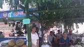 Quận Sơn Trà khai mạc Phiên chợ Nông dân 2020