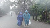 Đà Nẵng sơ tán gần 3.000 người do ảnh hưởng của mưa lũ và bão số 6