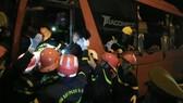 Tai nạn giao thông khiến 2 người chết, ít nhất 17 người bị thương ở Đà Nẵng