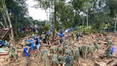 Vụ sạt lở tại Trà Leng, Trà Vân: Tìm thấy thêm 2 thi thể trong số 14 người mất tích