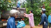 Quảng Nam hướng dẫn các tổ chức, cá nhân đến cứu trợ sau bão lũ