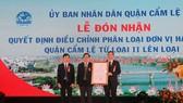 Đà Nẵng: Cẩm Lệ trở thành quận loại I