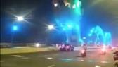 Công an Đà Nẵng làm việc với tài xế dừng xe giữa cầu Rồng để chụp ảnh