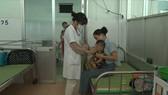 Bệnh tay chân miệng tại Quảng Nam tăng 7,5 lần so với năm ngoái