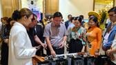 Nông dân Quảng Nam đưa sản phẩm vào thị trường TPHCM