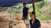 Công an huyện Phước Sơn yêu cầu các đối tượng không được khai thác vàng trái phép
