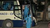 Tỉnh Quảng Nam tổ chức hàng chục chuyến xe chuyển nông sản và đón người dân từ địa phương có dịch Covid-19 về quê