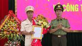 Phó Giám đốc Công an tỉnh Thừa Thiên - Huế làm Giám đốc Công an tỉnh Quảng Trị