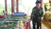 Phát hiện nhiều hài cốt liệt sĩ tại Quảng Trị