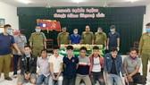 Bắt giữ 8 đối tượng vận chuyển 10 kg ma túy từ Lào về Việt Nam