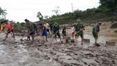 Quảng Trị: Nỗ lực hỗ trợ người dân khắc phục hậu quả bão số 5