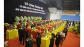 Lễ viếng và truy điệu 22 liệt sĩ Đoàn Kinh tế - Quốc phòng 337 hy sinh tại Quảng Trị