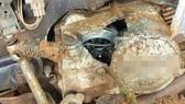 Nhóm đối tượng xông vào lán trực gây gổ, đập phá xe của cán bộ bảo vệ rừng
