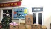 Quảng Trị: Liên tiếp phát hiện 2 vụ vận chuyển trái phép khẩu trang y tế ở khu vực biên giới