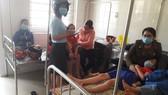 Quảng Trị: Nhiều học sinh tiểu học nhập viện sau bữa ăn trưa