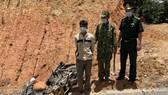 Quảng Trị: Bắt 2 đối tượng vận chuyển gần 100 kg thuốc nổ ở khu vực biên giới