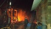 Cháy nhà lúc nửa đêm ở Quảng Trị, 2 người thương vong