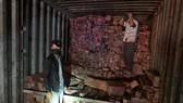 Quảng Trị: Phát hiện vụ buôn lậu gỗ, đá quý hiếm