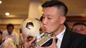 Minh Trí là chủ nhân của Quả bóng Vàng futsal Việt Nam 2020. Ảnh: DŨNG PHƯƠNG
