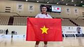 Châu Đoàn Phát - tác giả ghi bàn thắng duy nhất cho đội tuyển futsal Việt Nam tại vòng play-off World Cup 2021