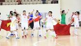 Đội tuyển futsal Việt Nam gặp Brazil tại vòng bảng World Cup 2021. Ảnh: FIFA