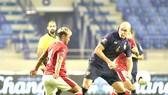 Đội tuyển Thái Lan thể hiện phong độ bạc nhược trước Indonesia. Ảnh: ANH KHOA
