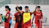 Văn Thanh có thể đá chính ở trận đấu với Malaysia. Ảnh: NHẬT ĐOÀN
