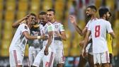 UAE không mất nhiều khó khăn để đánh bại Indonesia. Ảnh: FIFA