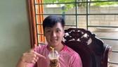 Hồ Văn Ý đã trở về Quảng Nam an toàn sau khi kết thúc 21 ngày cách ly tập trung tại TPHCM. Ảnh: NVCC