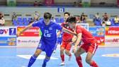 """Các đội bóng sẽ đối diện nhiều khó khăn với lịch thi đấu """"dồn toa"""" tại lượt về Giải futsal VĐQG 2021. Ảnh: ANH TRẦN"""