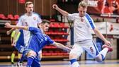 CH Czech đánh bại Kosovo 3-0 ở trận giao hữu quốc tế duy nhất. Ảnh: FUTSAL CH CZECH