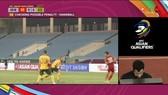 Trọng tài Abdulrahman Al-Jassim đã không cho đội tuyển Việt Nam được hưởng phạt đền sau khi kiểm tra VAR