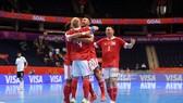 Đội tuyển futsal Nga được đánh giá là ứng viên vô địch ở Futsal World Cup 2021. Ảnh: GETTY