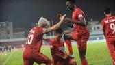 FIFA yêu cầu CLB Hải Phòng đền bù số tiền 56.500 USD cho tiền đạo Mpande