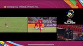 Công nghệ VAR đã ba lần can thiệp trong trận đấu Oman - Việt Nam