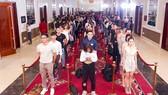 Đông đảo thí sinh tham dự vòng casting tại TPHCM