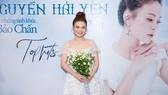 Nguyễn Hải Yến rạng rỡ trong ngày ra mắt album