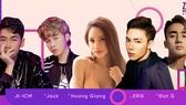 Zing Music Awards 2019 công bố top 10 đề cử