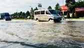 Cảnh báo đỉnh triều cường mới sẽ gây ngập lụt ở vùng trũng thấp, đô thị ven sông ĐBSCL