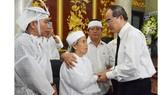 Lễ viếng phi công huyền thoại Nguyễn Văn Bảy