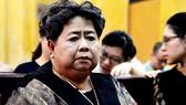 Bà Hứa Thị Phấn nhận thêm 20 năm tù vì gây thiệt hại 1.338 tỷ đồng cho Ngân hàng Đại Tín