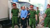 Bị cáo Nguyễn Hữu Tín nhận 7 năm tù