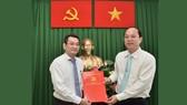 Đồng chí Hoàng Minh Tuấn Anh giữ chức Phó Bí thư Quận ủy Quận 7
