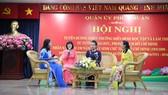 Quận Phú Nhuận báo công dâng Bác và tuyên dương điển hình học Bác