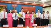 Đồng chí Phạm Đức Hải tiếp tục làm Bí thư Đảng bộ Văn phòng Đoàn ĐBQH và HĐND TPHCM