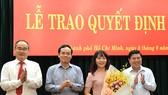 Đồng chí Phạm Thị Hồng Hà được chỉ định làm Thành ủy viên