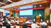 Kỳ họp thứ 21 của HĐND TPHCM, chiều 12-10-2020. Ảnh: VIỆT DŨNG
