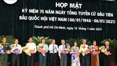 TPHCM họp mặt kỷ niệm 75 năm ngày Tổng tuyển cử đầu tiên bầu Quốc hội